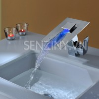 Voi lavabo cao cap Flood Luxury sz8805-16A Blue
