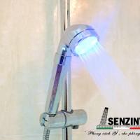 PLATINUM - đèn màu xanh dương báo hiệu nước ấm ( từ 32 - 42 độ C)